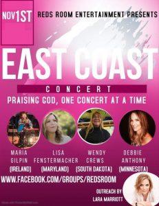 Facebook Live: Red's Room East Coast Concert