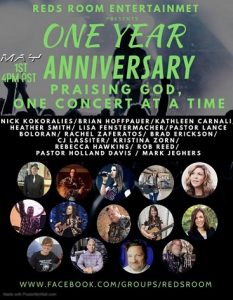 Facebook Live: Red's Room ONE YEAR ANNIVERSARY CONCERT